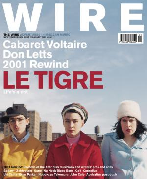 The Wire Issue 215 January 2002
