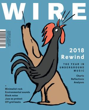The Wire Issue 419 January 2019 Cover