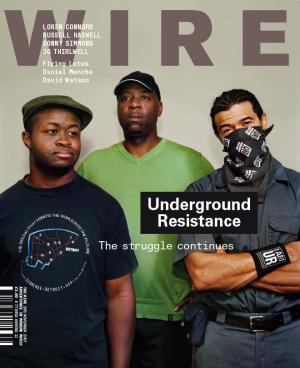 The Wire Issue 285 November 2007