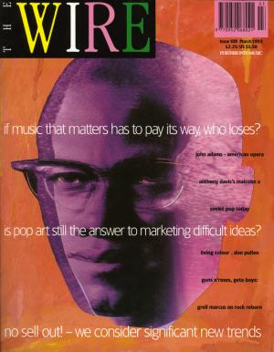 The Wire Issue 109 March 1993