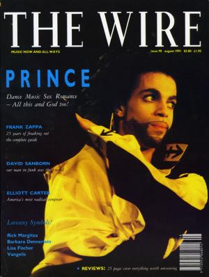 The Wire Issue 90 August 1991