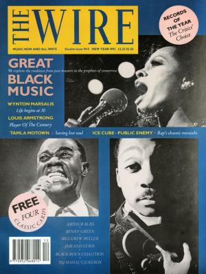 The Wire Issue 94 January 1992