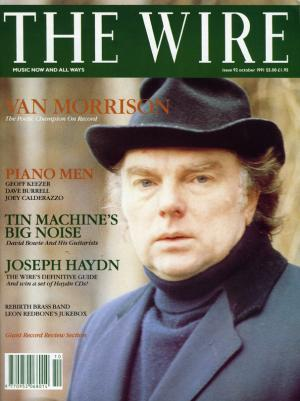 The Wire Issue 92 October 1991
