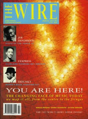 The Wire Issue 101 July 1992