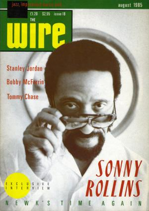 The Wire Issue 18 August 1985