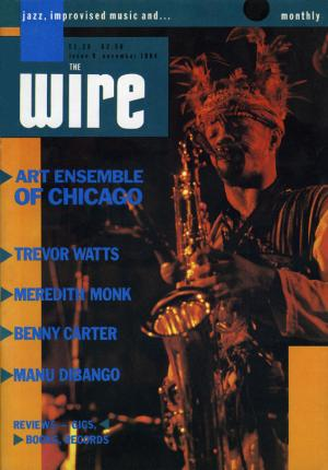The Wire Issue 9 November 1984