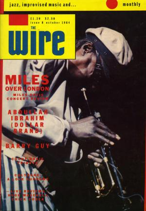 The Wire Issue 8 October 1984