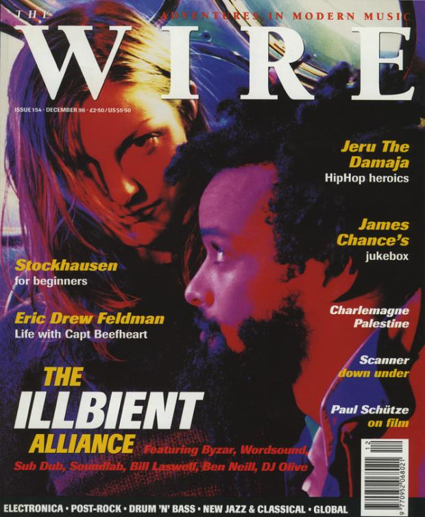The Wire Issue 154 - December 1996
