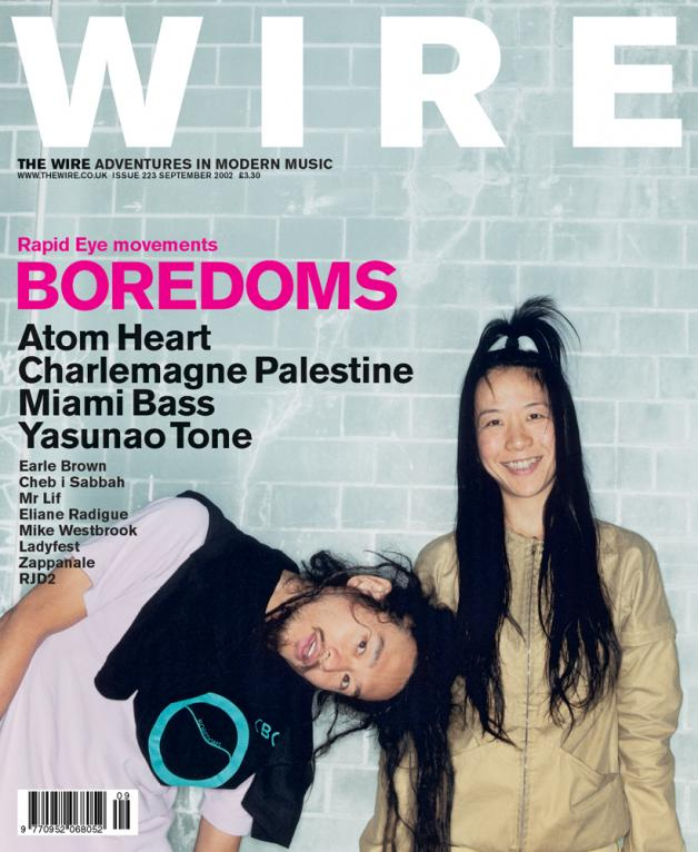 The Wire Issue 223 - September 2002