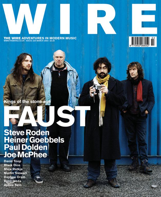 The Wire Issue 229 - March 2003