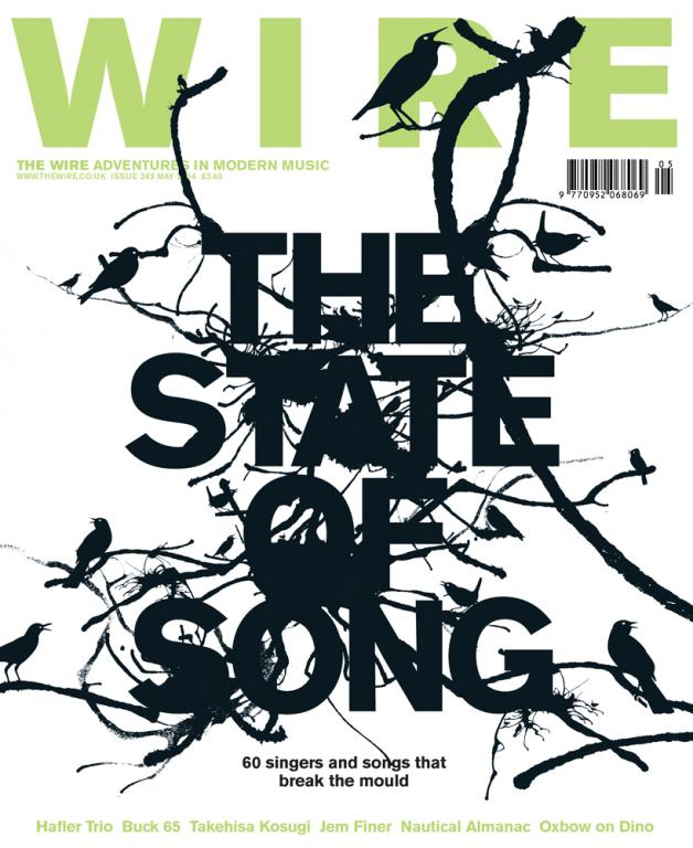 The Wire Issue 243 - May 2004