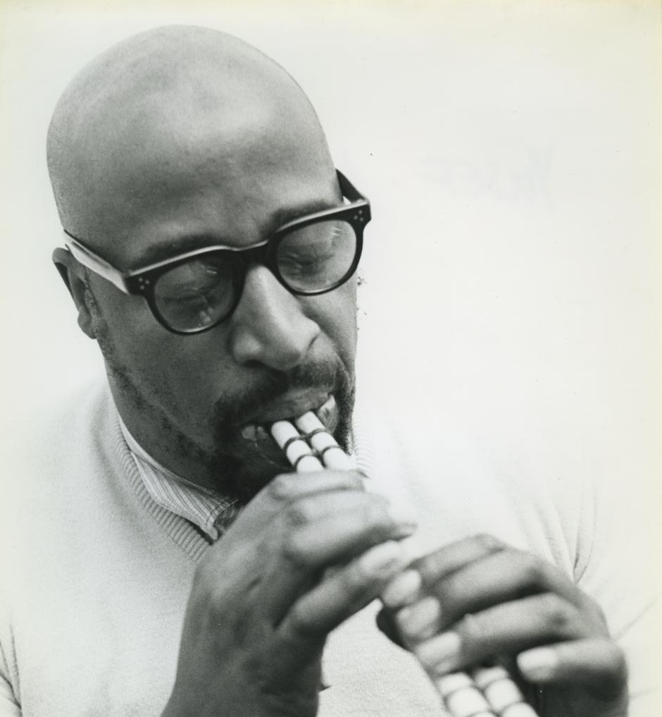 Yusef Lateef. Photo: Val Wilmer