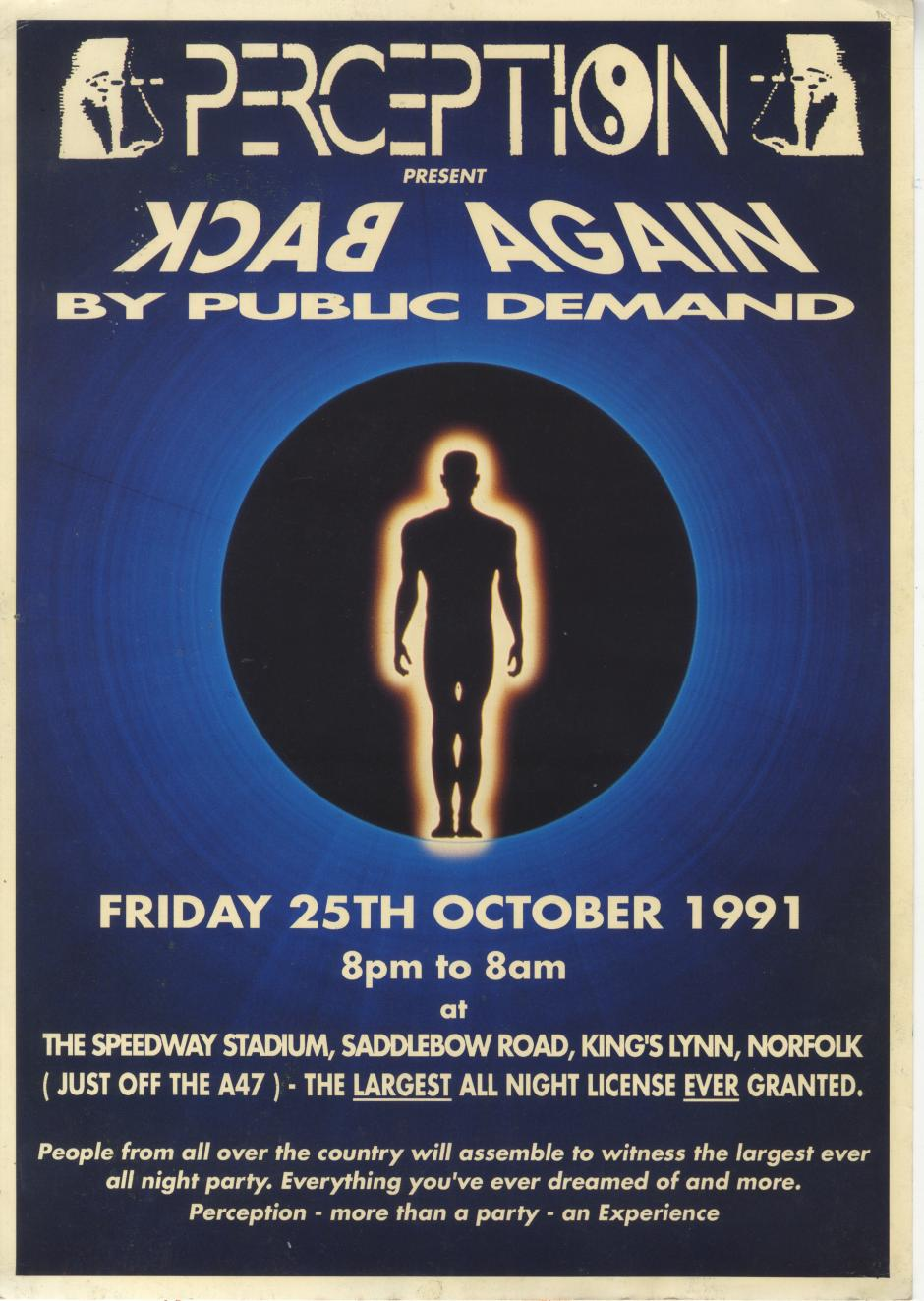 Gallery: UK Rave Flyers 1991–1993 - The Wire