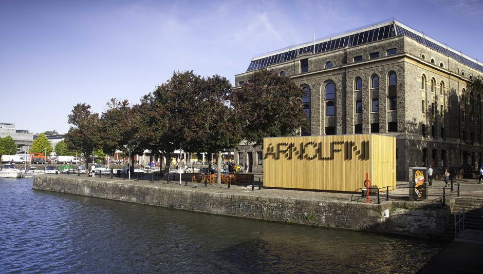 The Arnolfini, Bristol