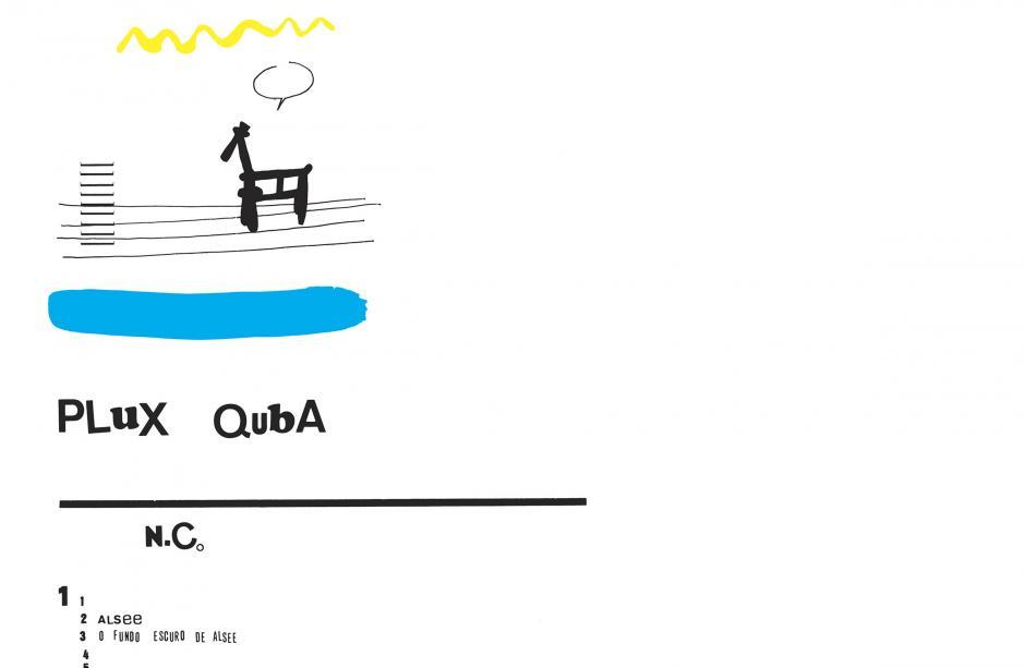 Drag City reissue Nuno Canavarro s Plux Quba - The Wire 7d0784f60fe