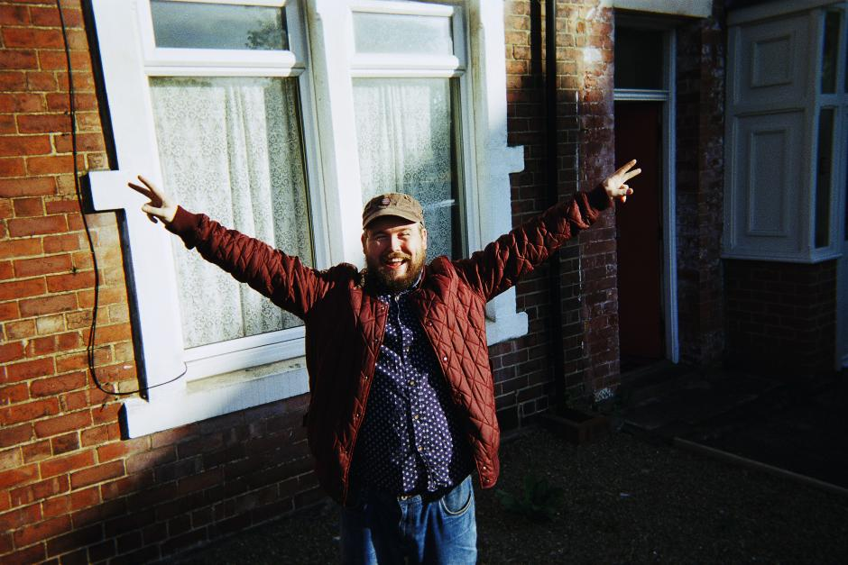 Richard Dawson. Photograph by Ronald Dick