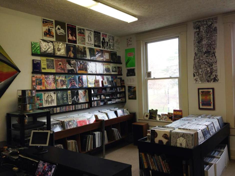 4375b03e57 Aaron Dilloway is set to open a bricks-and-mortar Hanson Records shop in  Oberlin