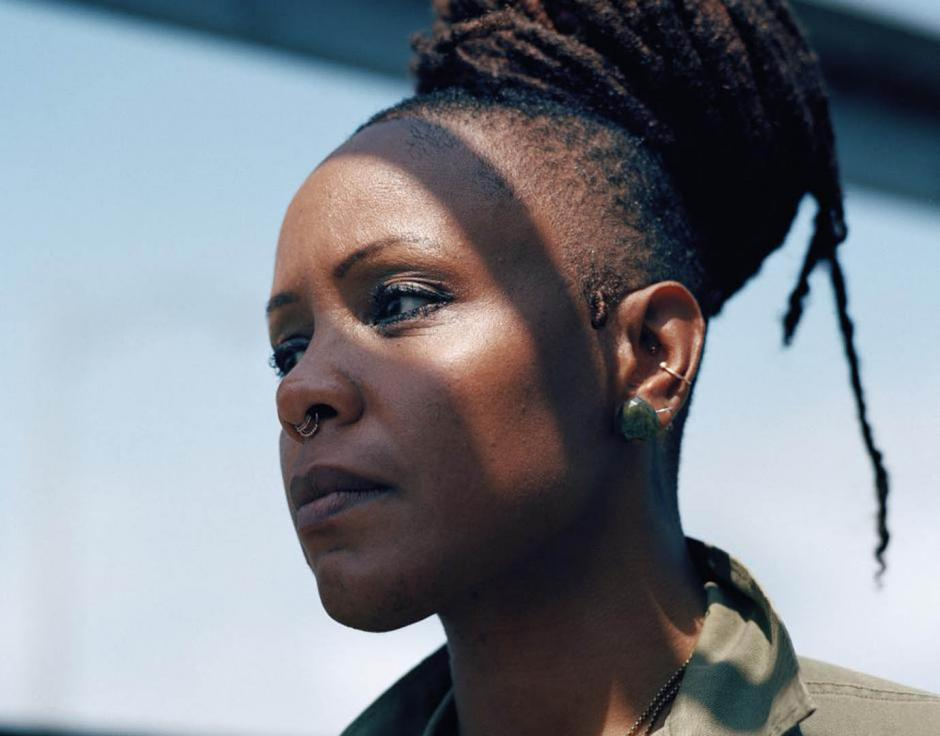Matana Roberts And More Contribute To Trump Protest Album The Wire