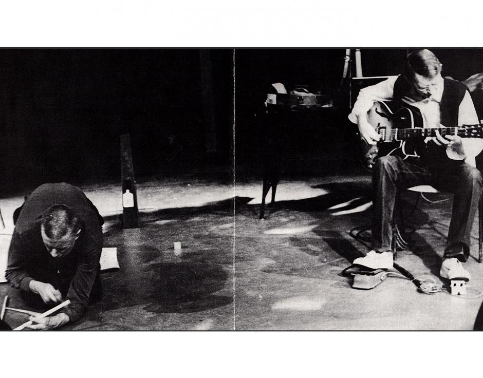 Incus catalogue set for digital reissue via Cafe Oto - The Wire