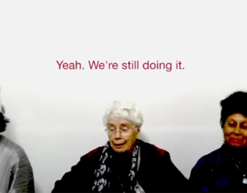 Pauline Oliveros and IONE