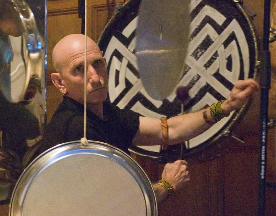 American percussionist and poet z'ev has died - The Wire