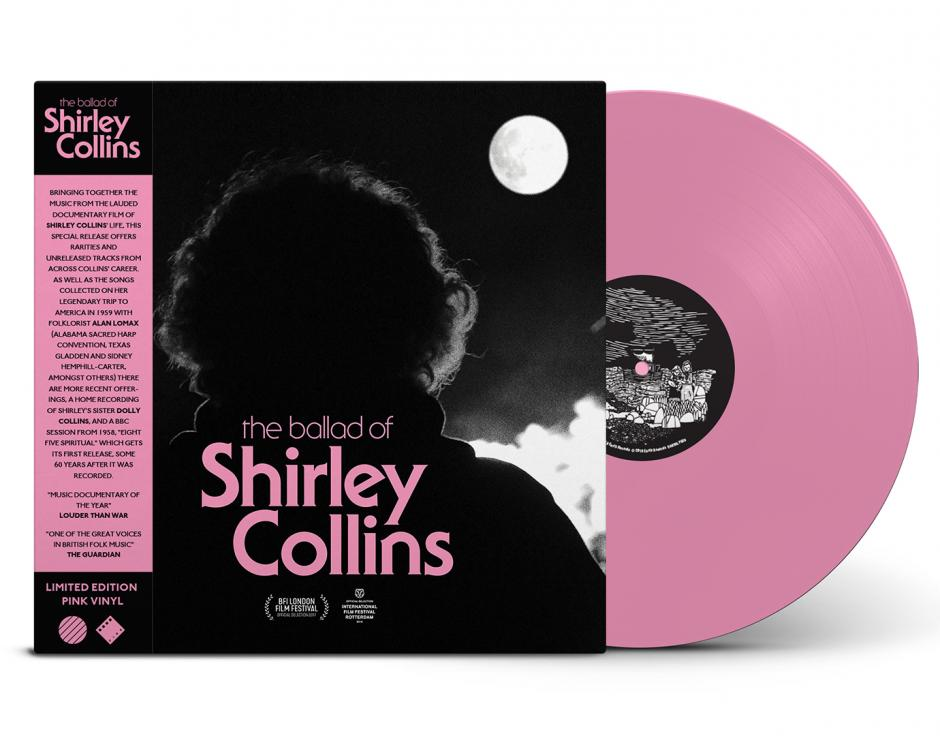 Earth Recordings Release The Ballad Of Shirley Collins Ost The Wire