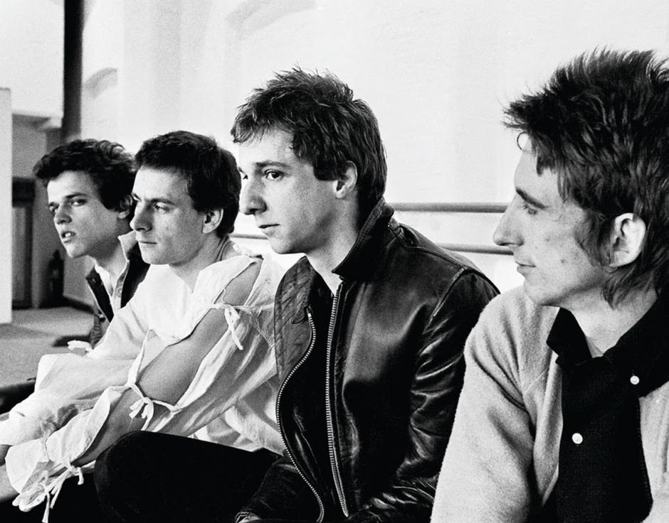 Wire Reissue First Three Albums On Their Pink Flag Record Label