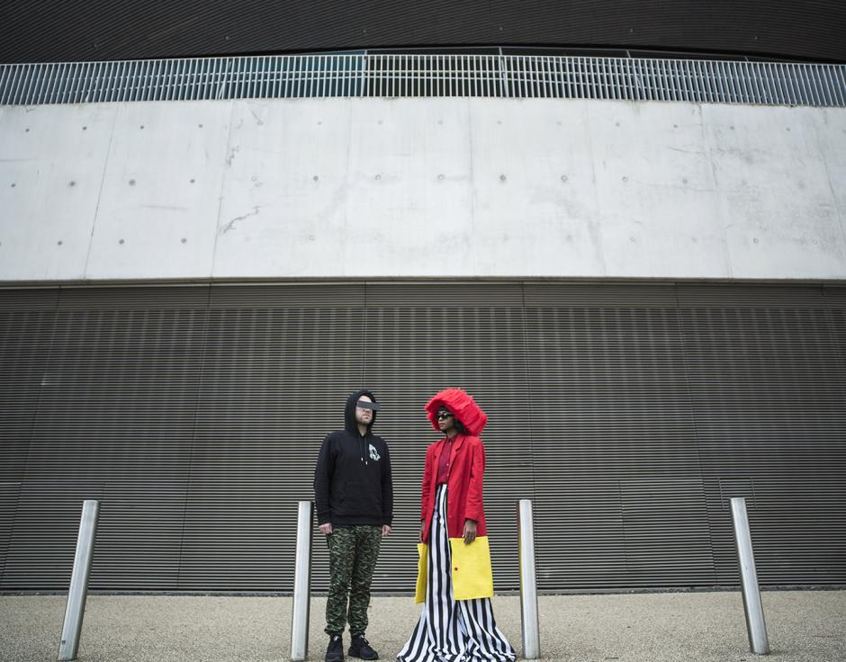 38255e2a189 Okzharp and Manthe Ribane release their debut album on Hyperdub ...