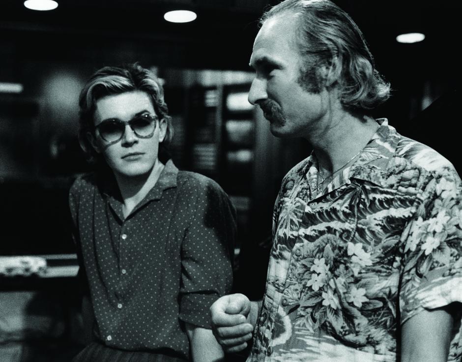 Grönland reissue David Sylvian & Holger Czukay's 1980s