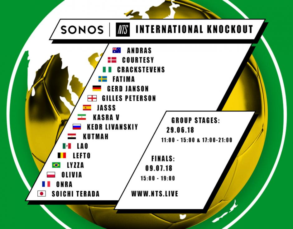 NTS presents International Knockout - The Wire