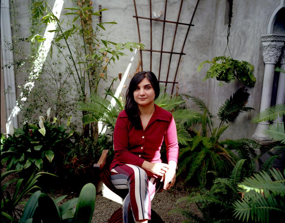 Sarah Davachi. Photo by Dicky Bahto