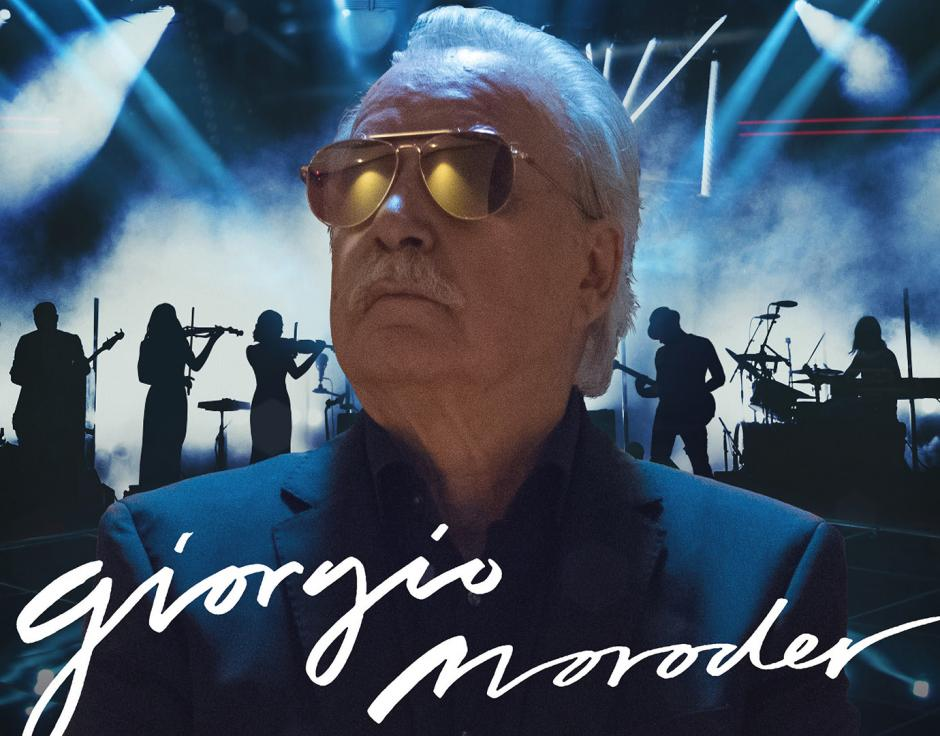 Giorgio Moroder celebrates the 1980s in first European tour - The Wire