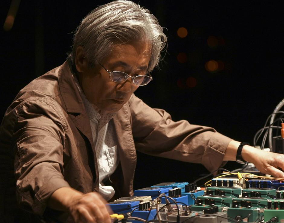 Takehisa Kosugi 1938–2018 - The Wire
