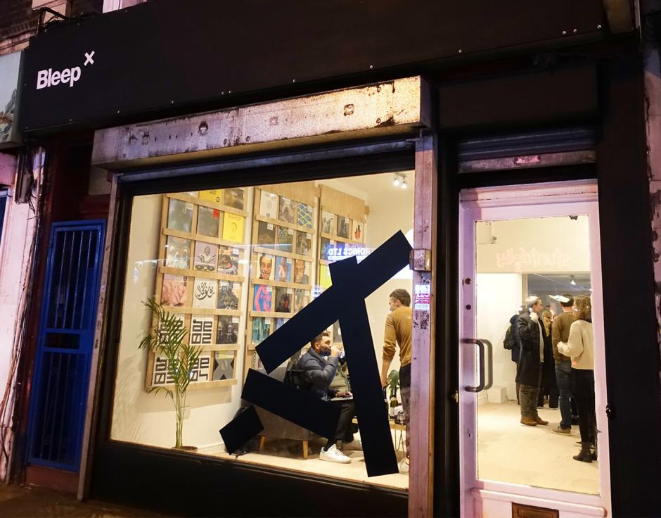 a0a857b9c57 Online record shop Bleep opens doors to physical shop in East London ...