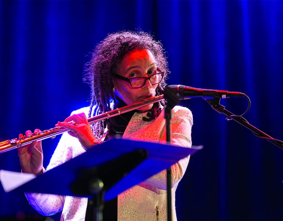 Composer and educator Nicole Mitchell takes up new post at