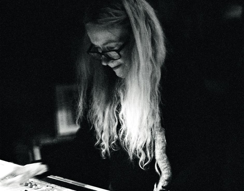 1452ff20 Blank Forms release first vinyl pressing of Maryanne Amacher composition
