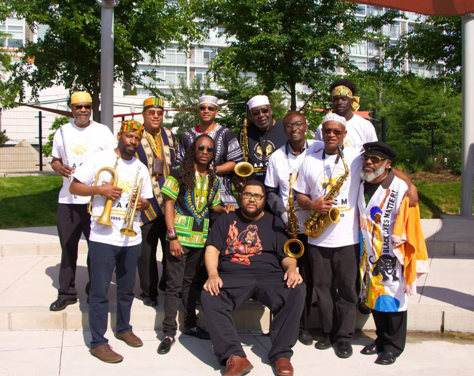 AACM Great Black Music Ensemble
