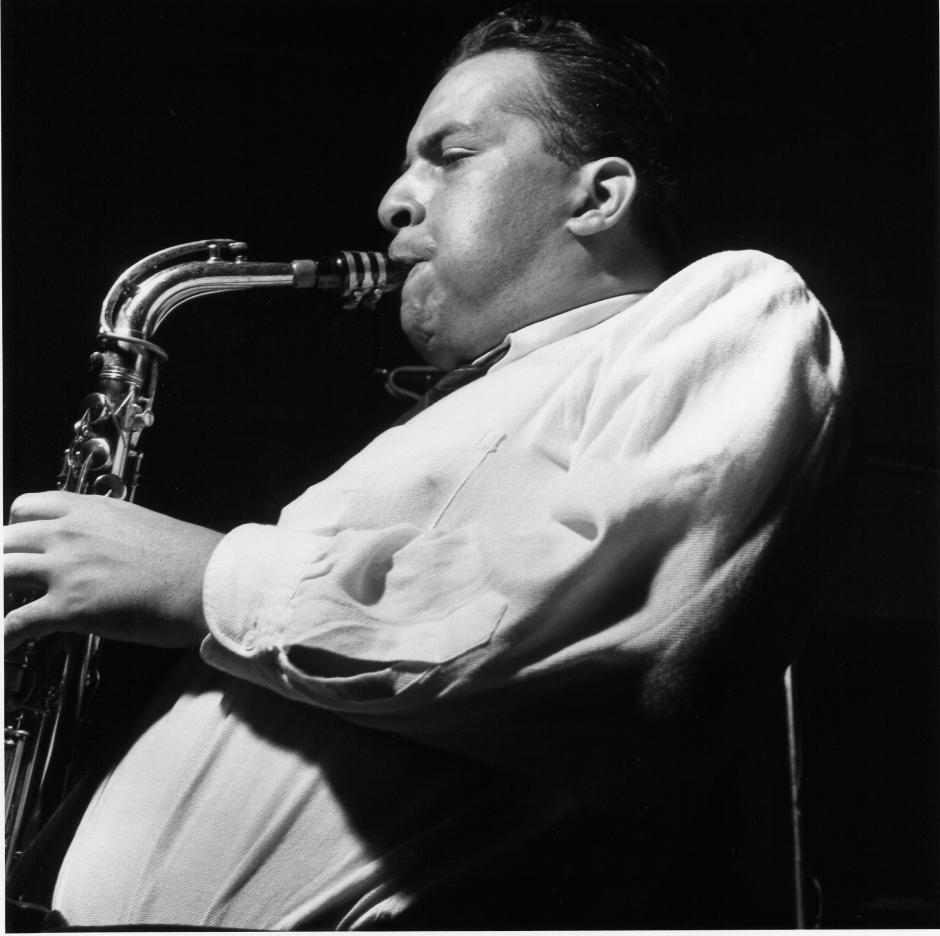 Jackie McLean at Lee Morgan's Lee Way session, 28 April 1960
