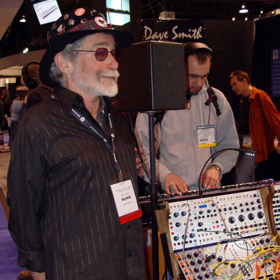 Don Buchla Has Died The Wire Ford Focus Wiring Halo