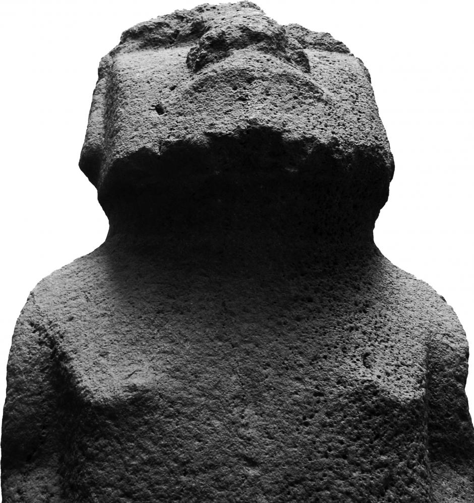 Ex-Easter Island Head